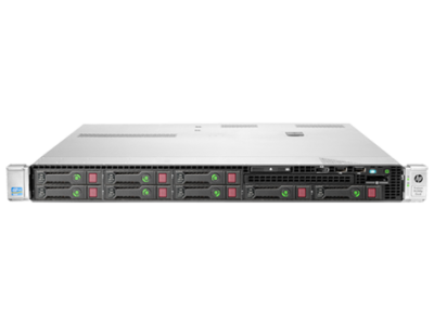 Сервер HP Proliant DL360p Gen8, 2 процессора Intel Xeon 8C E5-2670, 64GB DRAM, 8SFF, P420i/1GB FBWC