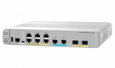 Коммутатор Cisco Catalyst WS-C3560CX-8XPD-S