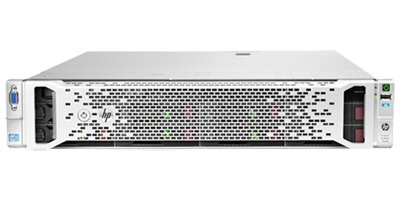 Сервер HP Proliant DL380e Gen8, 2 процессора Intel Xeon 6C E5-2430L, 48GB DRAM, 12LFF, P420i/1GB FBW