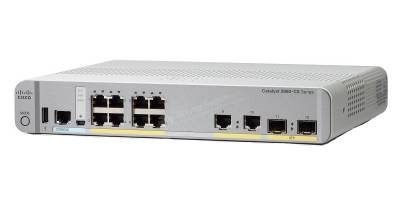 Коммутатор Cisco Catalyst WS-C2960CX-8TC-L