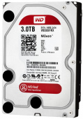 Жесткий диск WD Red WD30EFRX, 3Тб, HDD, SATA III, 3.5""