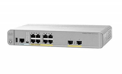 Коммутатор Cisco Catalyst WS-C3560CX-8PT-S