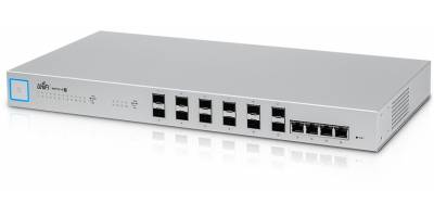 Коммутатор Ubiquiti UniFi Switch XG, 16 портов ,10G