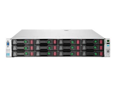 Сервер HP Proliant DL380p Gen8, 2 процессора Intel Xeon 10C E5-2680v2, 128GB DRAM, 12LFF, P420i/1GB