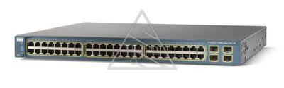 Коммутатор Cisco Catalyst WS-C3560G-48TS-S