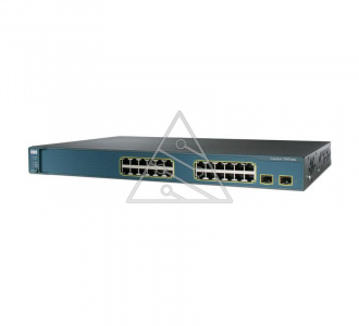 Коммутатор Cisco Catalyst WS-C3560-24PS-S