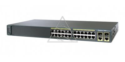 Коммутатор Cisco Catalyst WS-C2960-24LC-S