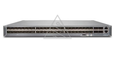 Маршрутизатор ACX5448, 48 SFP+/SFP ports, 4 QSFP28 ports, redundant fans and AC power supplies