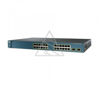 Коммутатор Cisco Catalyst WS-C3560-24TS-S