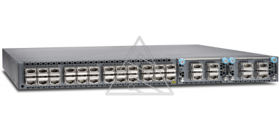 Коммутатор Juniper QFX5100, 48 SFP+/SFP ports,  6 QSFP+ ports,  redundant fans,  2 AC power supplies