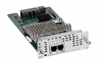 Модуль Cisco NIM-2FXS