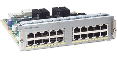 Модуль Cisco Catalyst WS-X4920-GB-RJ45