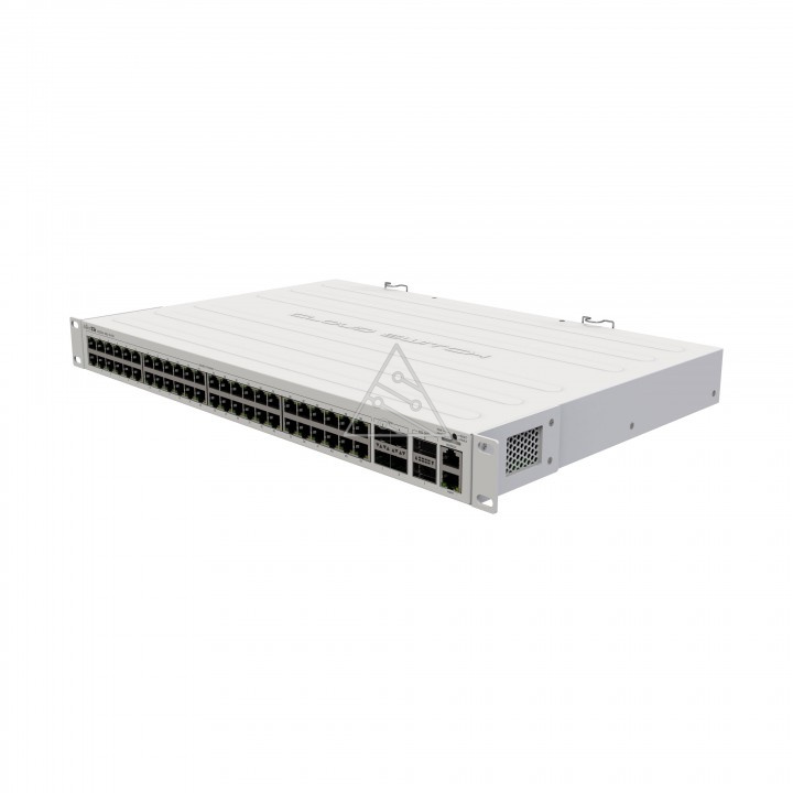 Коммутатор Cloud Router Switch Mikrotik CRS354-48G-4S+2Q+RM