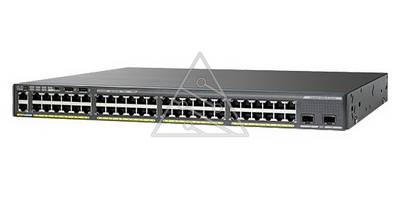Коммутатор Cisco Catalyst WS-C2960X-48LPS-L