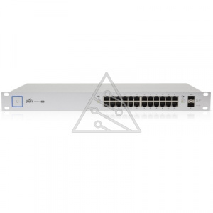 Коммутатор Ubiquiti UniFi Switch PoE 24 порта 250W