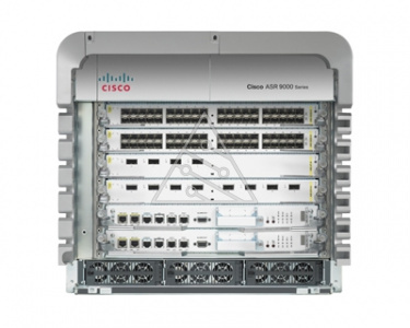 Шасси Cisco  ASR 9006
