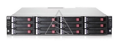 Сервер HP ProLiant DL180 G6, 2 процессора Intel 6C X5650 2.6GHz, 48GB DRAM