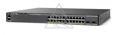 Коммутатор Cisco Catalyst WS-C2960XR-24TD-I